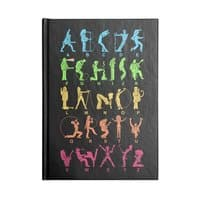 MUSICAL ALPHABET - notebook - small view