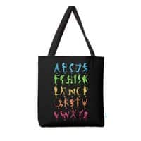 MUSICAL ALPHABET - tote-bag - small view