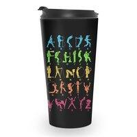 MUSICAL ALPHABET - travel-mug - small view