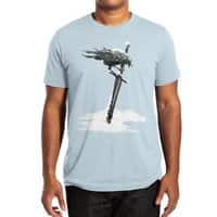 Snow - mens-extra-soft-tee - small view