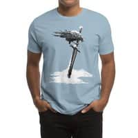 Snow - mens-regular-tee - small view
