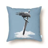 Snow - throw-pillow - small view