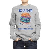 Burgerman - crew-sweatshirt - small view