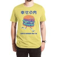 Burgerman - mens-extra-soft-tee - small view