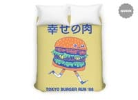 Burgerman - duvet-cover - small view