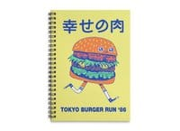 Burgerman - spiral-notebook - small view