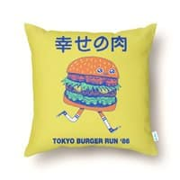 Burgerman - throw-pillow - small view