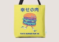 Burgerman - tote-bag - small view