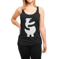 Huggers - womens-triblend-racerback-tank - small view