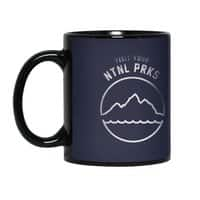 NTNL PRKS - black-mug - small view