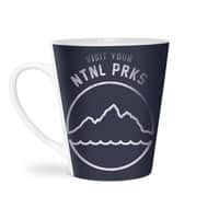 NTNL PRKS - latte-mug - small view