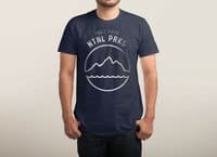 NTNL PRKS - mens-triblend-tee - small view