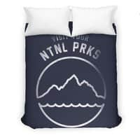 NTNL PRKS - duvet-cover - small view
