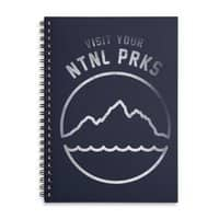 NTNL PRKS - spiral-notebook - small view