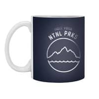 NTNL PRKS - white-mug - small view