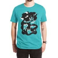Moonlit Hunt - mens-extra-soft-tee - small view