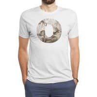 O Deer - mens-triblend-tee - small view