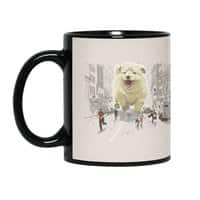Attack of the Cutest Monster - black-mug - small view