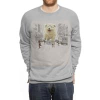 Attack of the Cutest Monster - crew-sweatshirt - small view