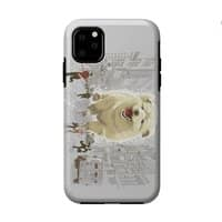 Attack of the Cutest Monster - double-duty-phone-case - small view