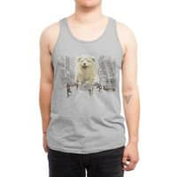 Attack of the Cutest Monster - mens-jersey-tank - small view