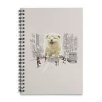 Attack of the Cutest Monster - spiral-notebook - small view