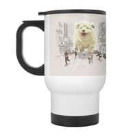 Attack of the Cutest Monster - travel-mug-with-handle - small view