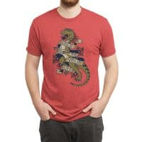 Hold On To Your Butts - mens-triblend-tee - small view