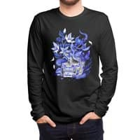 Beauty Immortal - mens-long-sleeve-tee - small view