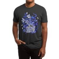 Beauty Immortal - mens-triblend-tee - small view