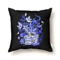 Beauty Immortal - throw-pillow - small view