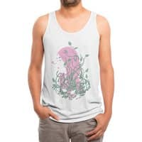 Waiting - mens-triblend-tank - small view