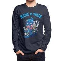 Hang In There! - mens-long-sleeve-tee - small view