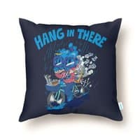 Hang In There! - throw-pillow - small view