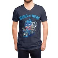 Hang In There! - vneck - small view