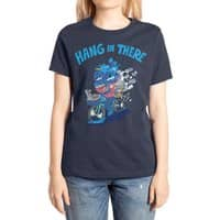 Hang In There! - womens-extra-soft-tee - small view