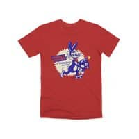 Tricky Saves the Day - mens-premium-tee - small view