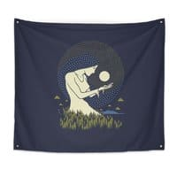 Moonlight - indoor-wall-tapestry - small view