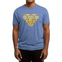 Pizzas are Forever - mens-triblend-tee - small view