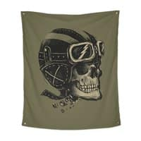 Ride or Die - indoor-wall-tapestry-vertical - small view