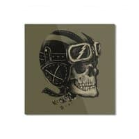 Ride or Die - square-mounted-aluminum-print - small view