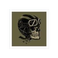 Ride or Die - square-print - small view