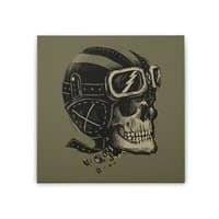 Ride or Die - square-stretched-canvas - small view