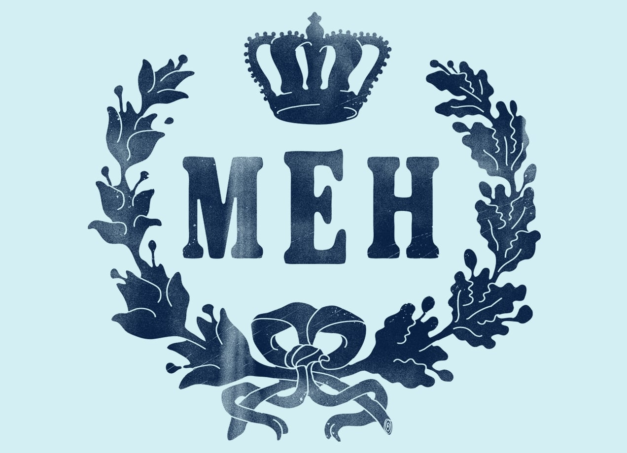 Le Royal Meh By 38 Sunsets Threadless
