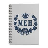 Le Royal Meh - spiral-notebook - small view