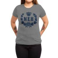 Le Royal Meh - womens-triblend-tee - small view