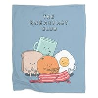 The Breakfast Club - blanket - small view