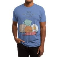 The Breakfast Club - mens-triblend-tee - small view