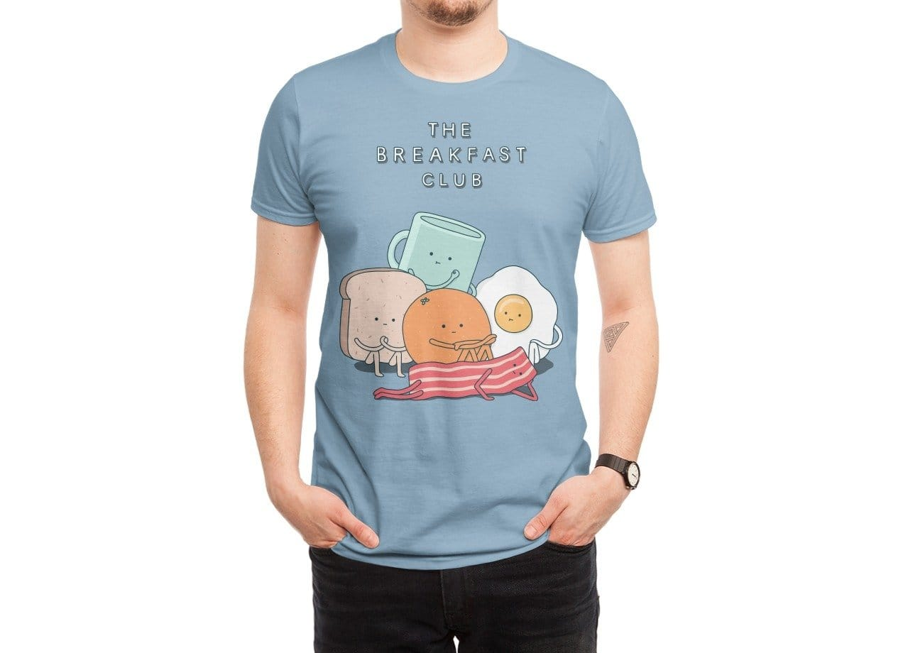 f5bf49be5 The Breakfast Club - small view The Breakfast Club - mens-regular-tee -  small view ...