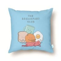 The Breakfast Club - throw-pillow - small view